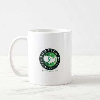 Taza de café de AGP