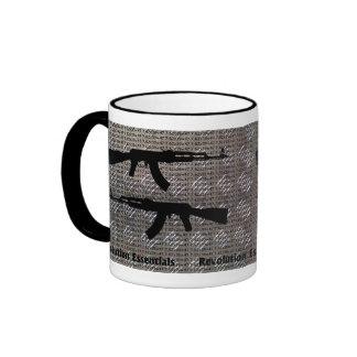 Taza de café de AK