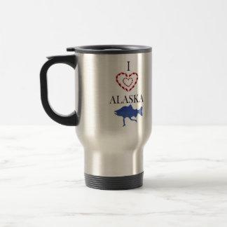 Taza de café de Alaska