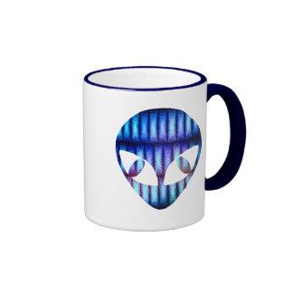 Taza de café de Alienware