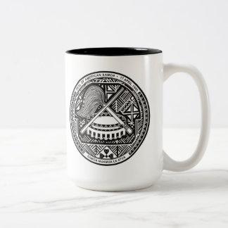 Taza de café de American Samoa