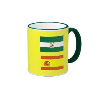 Taza de café de Andalucía* España