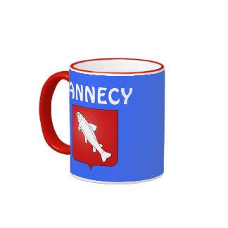 Taza de café de ANNECY Francia
