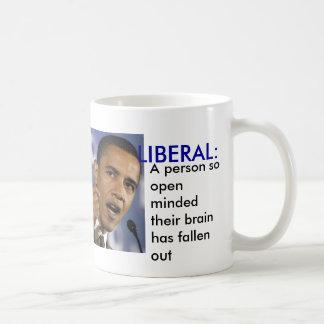 Taza de café de Anti-Obama