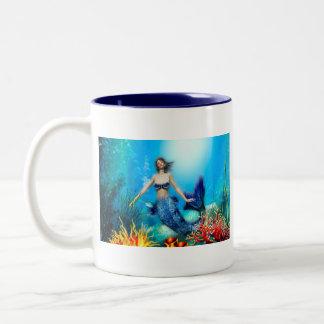 Taza de café de Aquatica