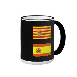 Taza de café de Aragón Aragón Taza