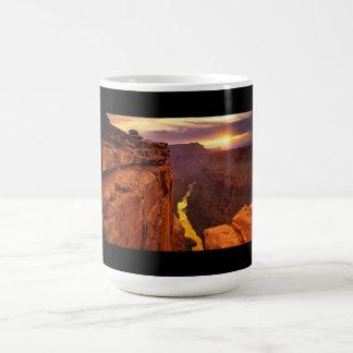 Taza de café de Arizona del parque nacional del