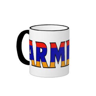 Taza de café de Armenia