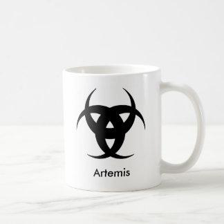 Taza de café de Artemis