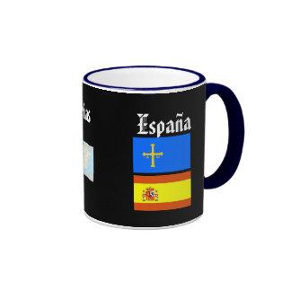 Taza de café de Asturias* España