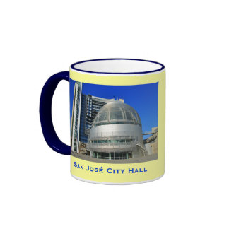 Taza de café de ayuntamiento de San José*