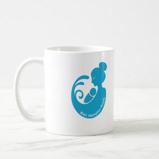 Taza de café de Babywearing