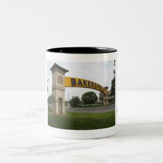 Taza de café de Bakersfield