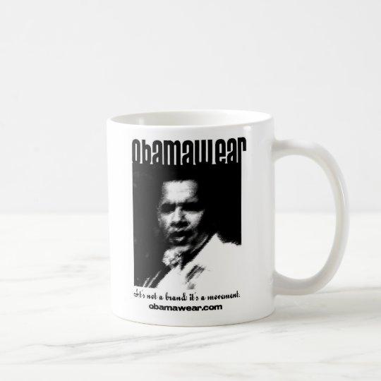 Taza de café de Barack Obama