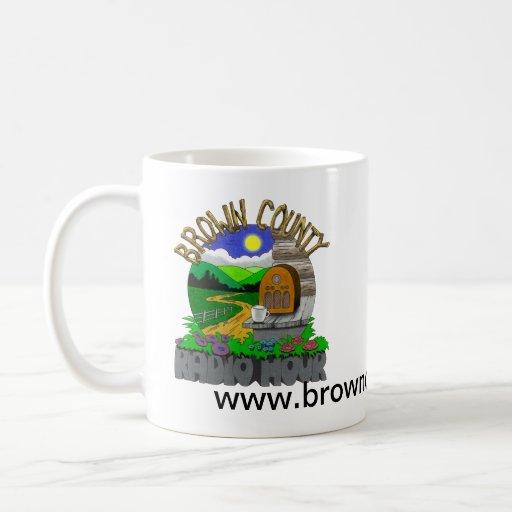 Taza de café de BCH (11oz)