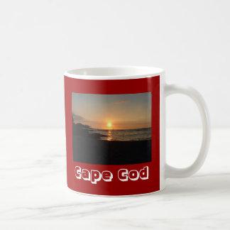 Taza de café de Cape Cod Massachusetts de la