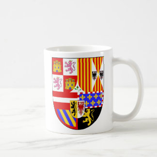 Taza de café de Carlos V