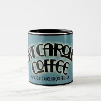 Taza de café de Caroline del fuerte