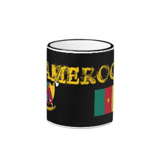 Taza de café de cerámica de CAMEROON*