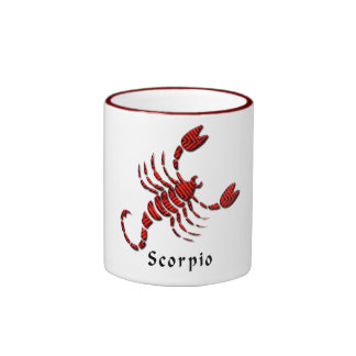 Taza de café de cerámica de la muestra del