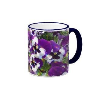 Taza de café de cerámica del pensamiento