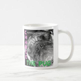 Taza de café de Chancethepug