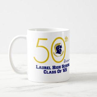 TAZA de CAFÉ DE CLASE SUPERIOR de 65 REUNIONES del