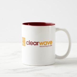 Taza de café de Clearwave