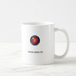 Taza de café de CMN