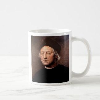 Taza de café de Cristóbal Colón