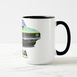 Taza de café de CUDA