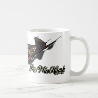Taza de café de Curtis P-40 WarHawk