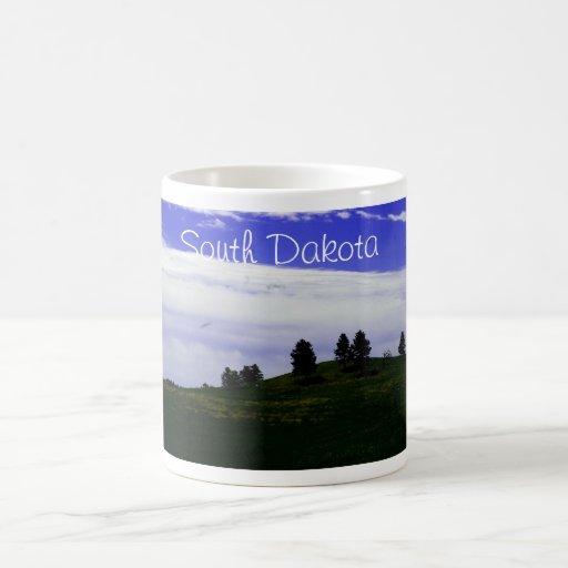 Taza de café de Dakota del Sur