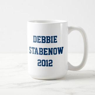 Taza de café de Debbie Stabenow