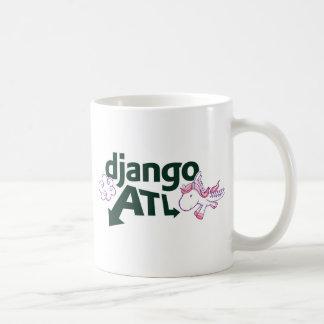 Taza de café de DjangoATL