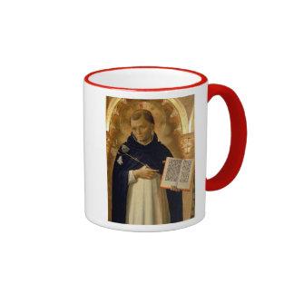Taza de café de Dominic* del santo