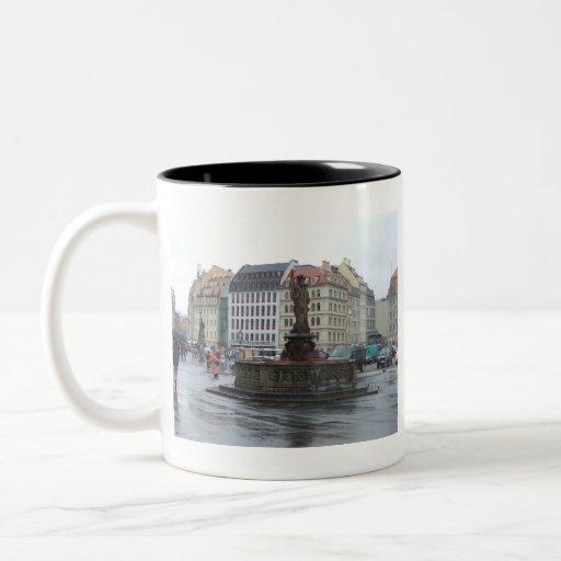 Taza de café de Dresden, Alemania