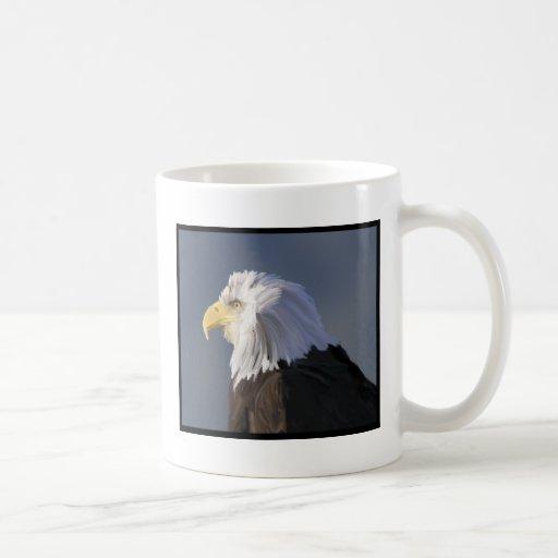 Taza de café de Eagle