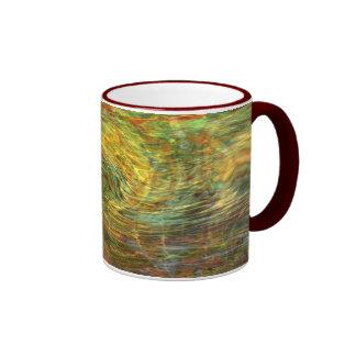 Taza de café de encargo del arte de Jackie 1