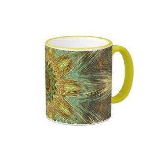 Taza de café de encargo del arte de Jackie 1K