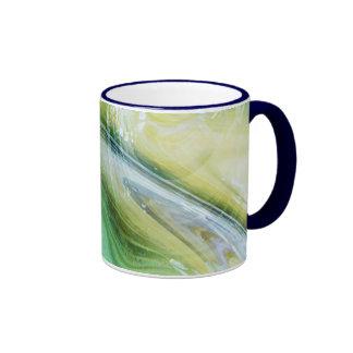 Taza de café de encargo del arte de Jackie 2