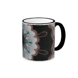 Taza de café de encargo del arte de Jackie 6K