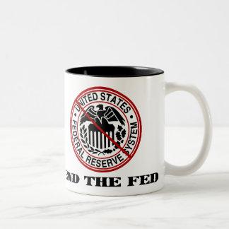 Taza de café de EndTheFed