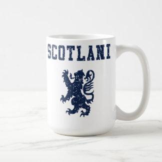Taza de café de Escocia