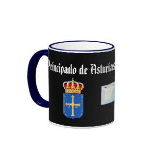 Taza de café de ESPAÑA Asturias