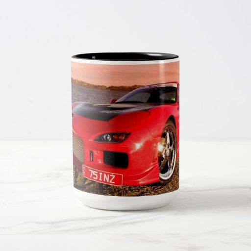 Taza de café de FD3 Mazda RX7