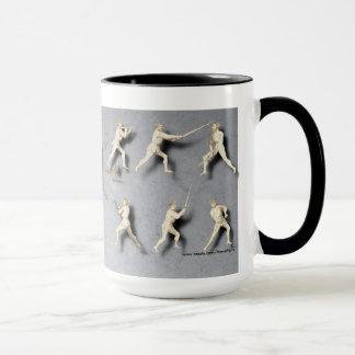 Taza de café de Fiore dei Liberi
