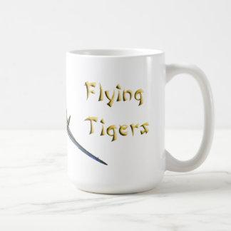 Taza de café de Flying Tigers P-40B Warhawk