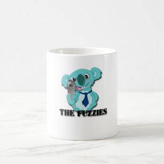 Taza de café de Fuzzies