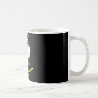Taza de café de Gangsta Claus
